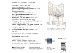 Heinrich Walther - Dans La Mer  - (CD)