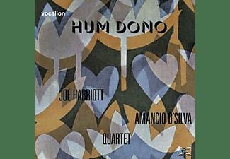 Joe & Amancio D'silva Quartet Harriott - Hum Dono  - (CD)
