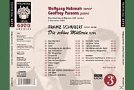 Wolfgang Holzmair, Geoffrey Parsons - Die Schöne Müllerin - Live At Wigmore Hall [CD]