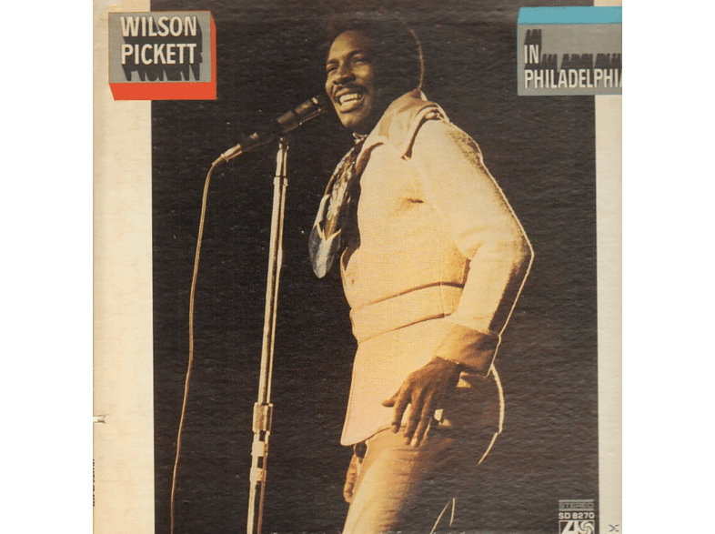 Wilson Pickett - In The Midnight Hour [CD]