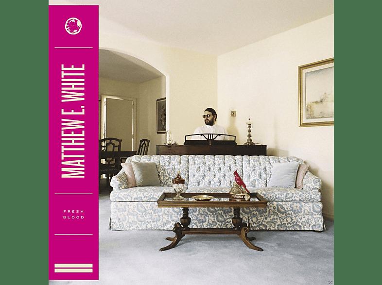 MATTHEW E. White - Fresh Blood [LP + Download]