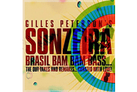 Gilles Peterson - Sonzeira: Brasil Bam Bam Bass - The Out Takes And Remakes... Curated With Love! [CD]