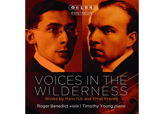 Roger Benedict, Timothy Young - Voices in the Wilderness  - (CD)