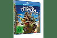 Teenage Mutant Ninja Turtles [3D Blu-ray (+2D)]