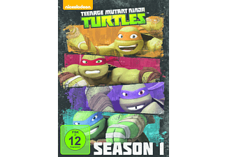 Teenage Mutant Ninja Turtles - Complete Season 1 Collection DVD