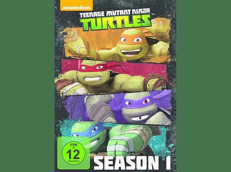 Teenage Mutant Ninja Turtles - Complete Season 1 Collection [DVD]