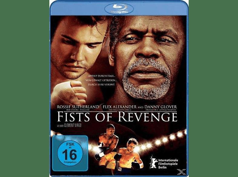 Fists Of Revenge [Blu-ray]