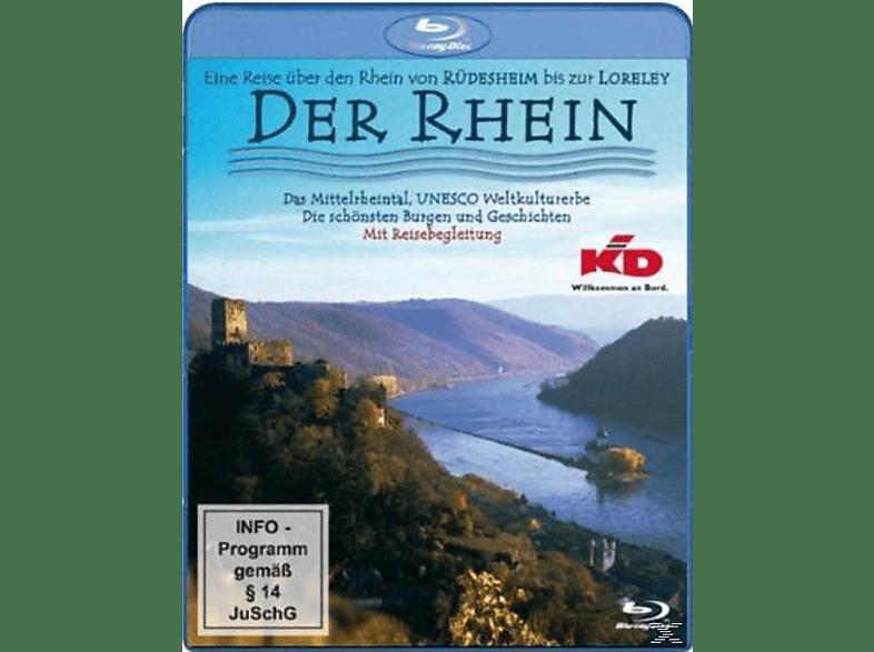 Der Rhein-Eine Reise Von Rüdesheim Bis Zur Loreley [Blu-ray]