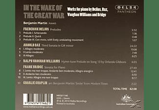 Benjamin Martin - Beim Erwachen des großen Krieges  - (CD)