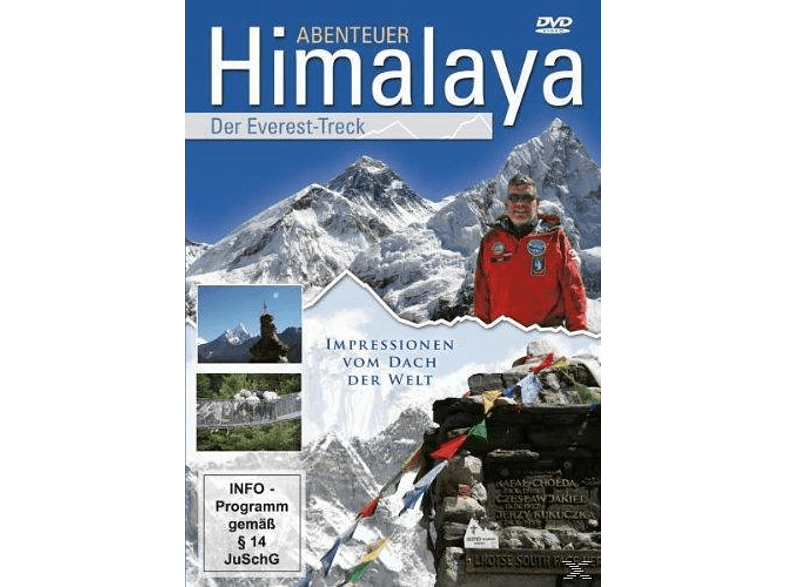 Abenteuer Himalaya-Der Everest-Treck [DVD]