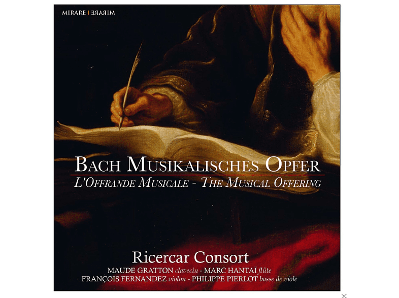 Ricercar Consort - Bach Musikalisches Opfer [CD]