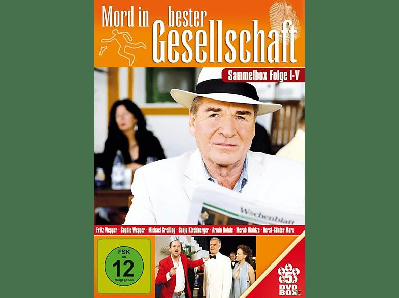 Mord In Bester Gesellschaft-Fo [DVD]