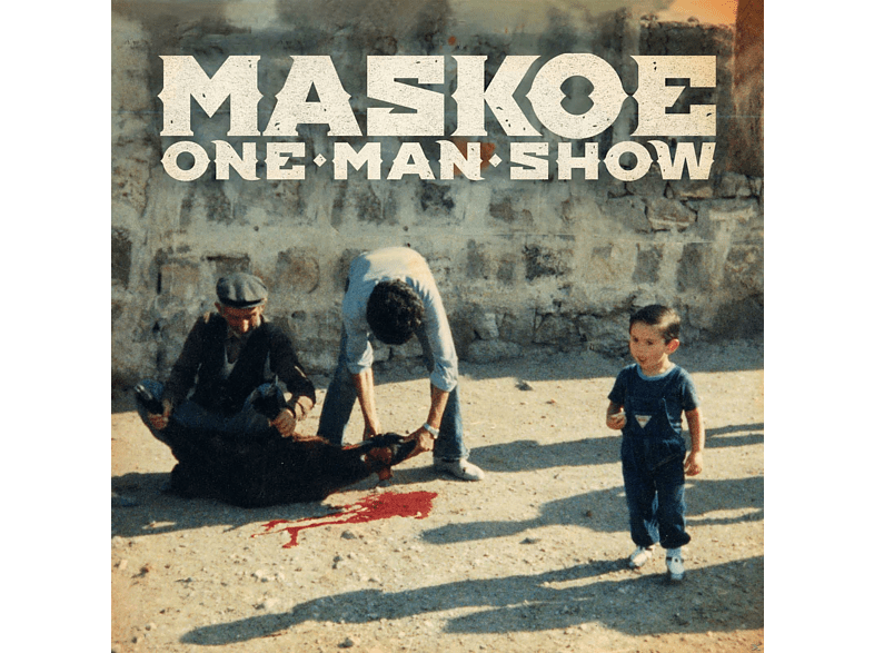 Maskoe - One Man Show [CD]