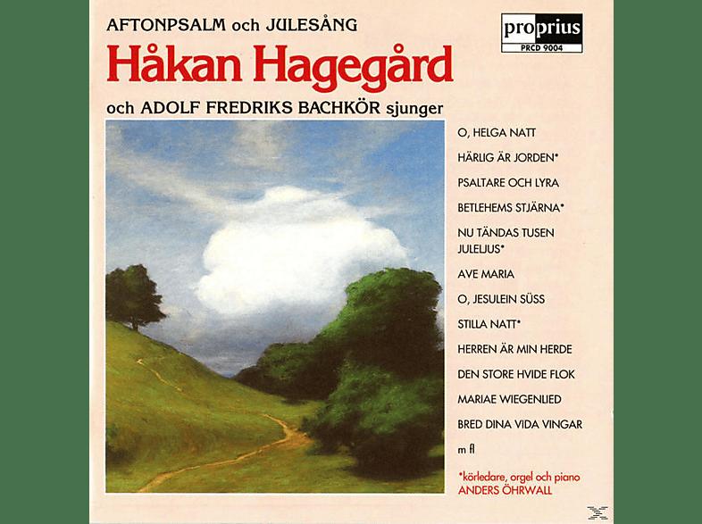 Hagegard - Aftonpsalm Och Julesang [CD]