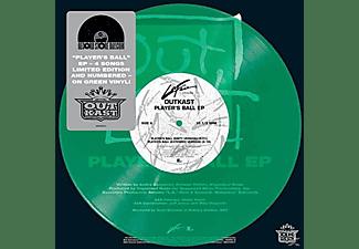 Outkast - Player's Ball EP (lim.transparentes grünes Vinyl)  - (EP (analog))