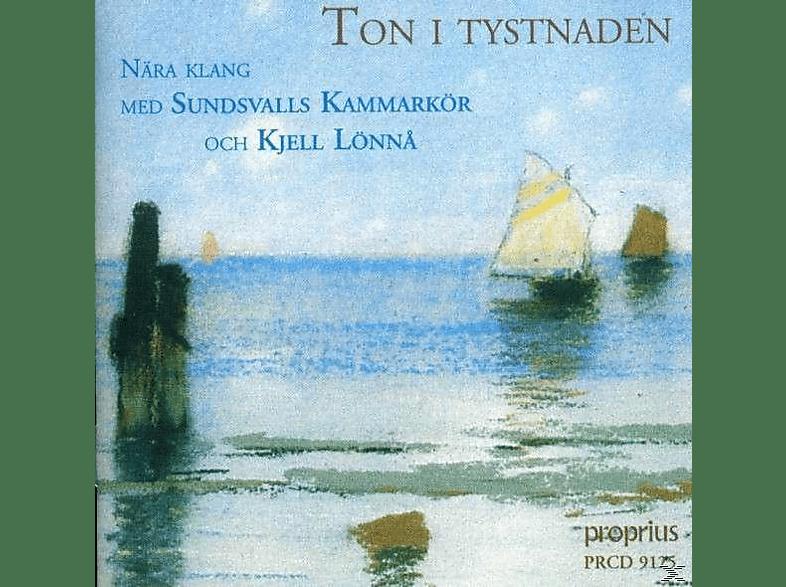 Kjell Lönna, Sundsvalls Kammarkör - Ton I Tystnaden [CD]