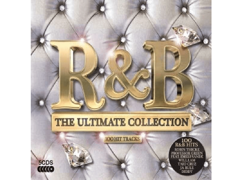 VARIOUS - R&B-Ultimate Collection [CD]
