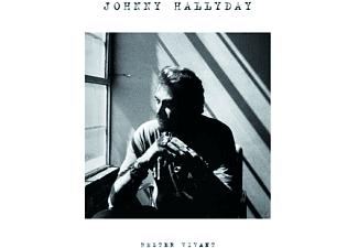 Johnny Hallyday - RESTER VIVANT (BOX) CD + DVD + LP