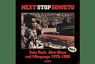 VARIOUS - Next Stop Soweto 4: Zulu Rock, Afro-Disco And Mbaqanga 1975-1985 [LP + Bonus-CD]