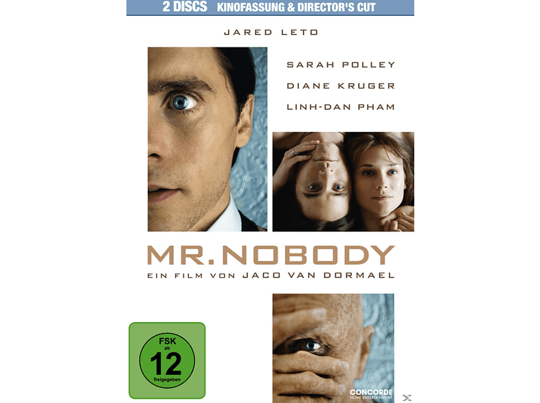 Mr. Nobody [DVD]
