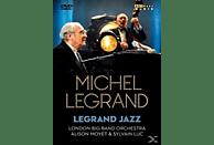Alison Moyet, Sylvain Luc, London Big Band Orchestra - Legrand Jazz: Live From Salle Pleyel Paris 2009 [DVD]