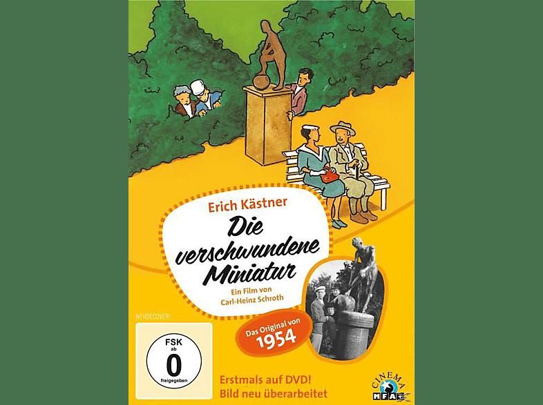 Die verschwundene Miniatur [DVD]