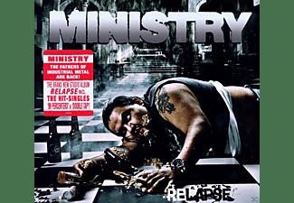Ministry - Relapse (Ltd.Digipak)  - (CD)