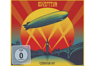 Led Zeppelin - Celebration Day (2cd + Blu-Ray)  - (CD + Blu-ray Disc)