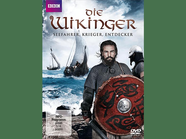Die Wikinger [DVD]