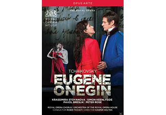 Royal Opera Chorus, Orchestra Of The Royal Opera House - Eugen Onegin - (DVD)