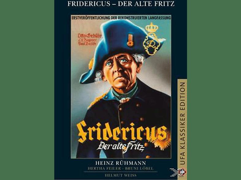 Fridericus - Der alte Fritz [DVD]