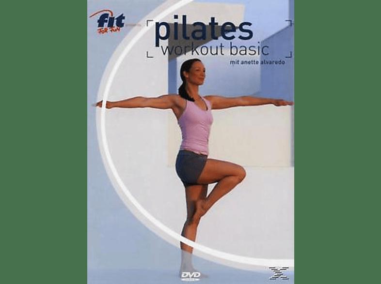 Pilates Workout Basic mit Anette Alvaredo [DVD]