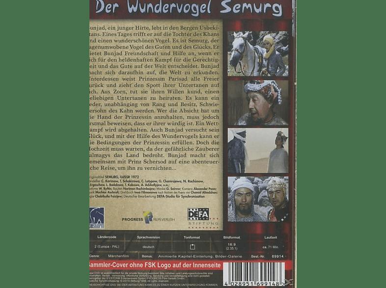 Der Wundervogel Semurg [DVD]