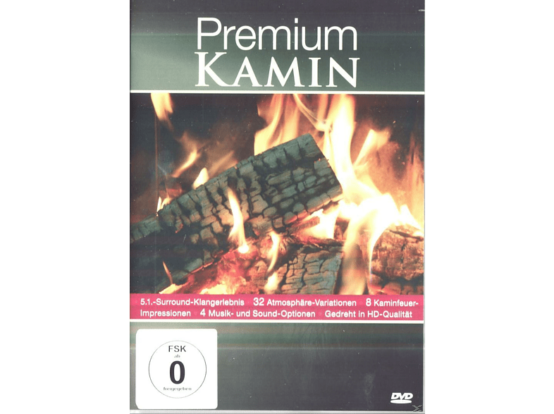 Premium Kamin [DVD]