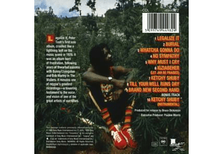 Peter Tosh - Legalize It  - (CD)