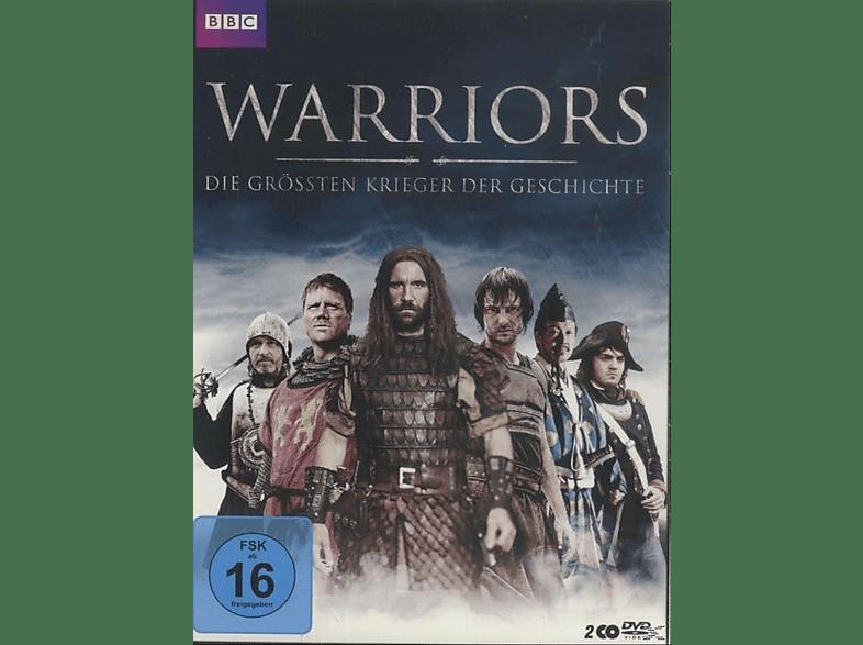 Warriors - Die größten Krieger der Geschichte [DVD]