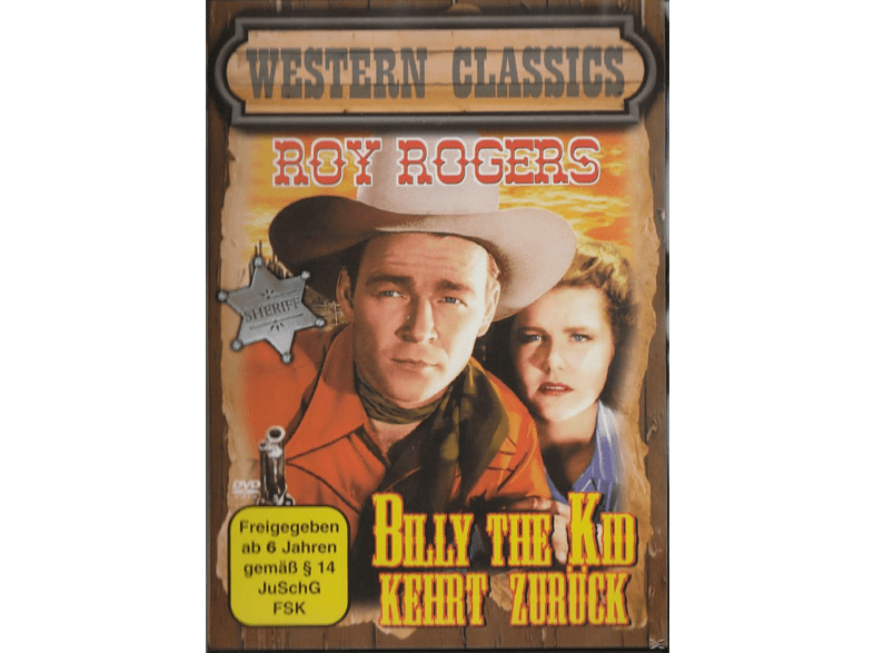 Billy the Kid kehrt zurück [DVD]