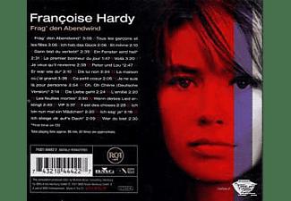 Françoise Hardy - Frag' Den Abendwind  - (CD)