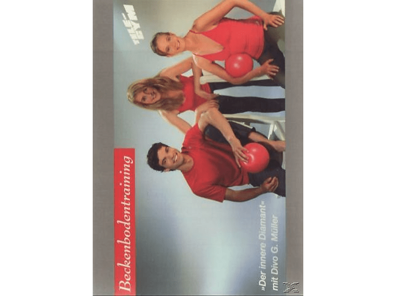 Beckenbodentraining - Der innere Diamant [DVD]