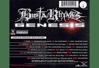 Busta Rhymes - Genesis / Dirty-Version  - (CD)