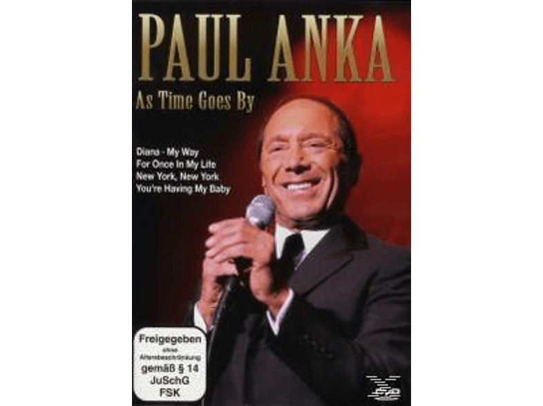 Paul Anka - As Time Goes By [DVD]