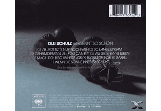 Olli Schulz - Es Brennt So Schön  - (CD)