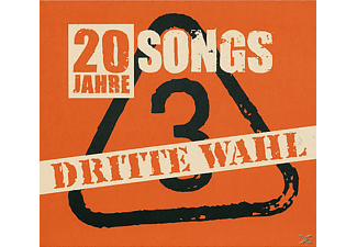 Dritte Wahl - 20 Jahre - 20 Songs  - (CD)