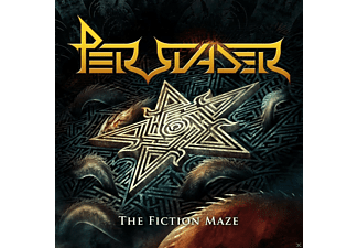 The Persuader - The Fiction Maze  - (CD)