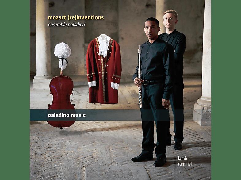 Martin Rummel, Eric Lamb - Mozart (Re)Inventions [CD]