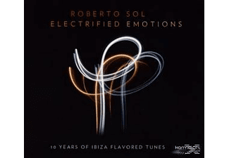 Roberto Sol - Electrified Emotions  - (CD)