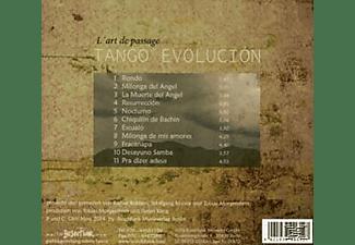 L'art De Passage - Tango Evolution  - (CD)