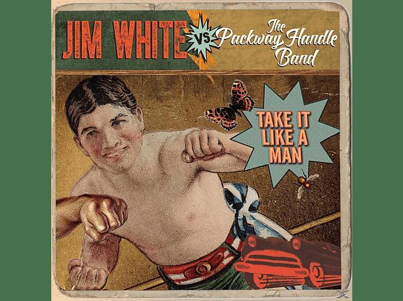Jim Vs The Packway White - Take It Like A Man [Vinyl]