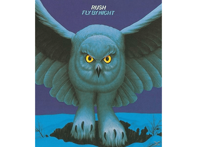 Rush - Fly By Night (Blu Ray Audio) [Blu-ray Audio]