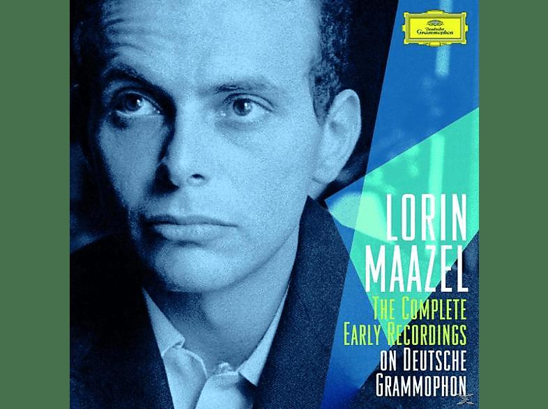 MAAZEL/BP - Maazel-The Complete Early Dg Recordings (Ltd.) [CD]